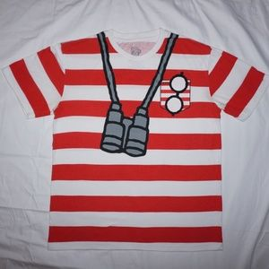 Where's Waldo T-Shirt Medium